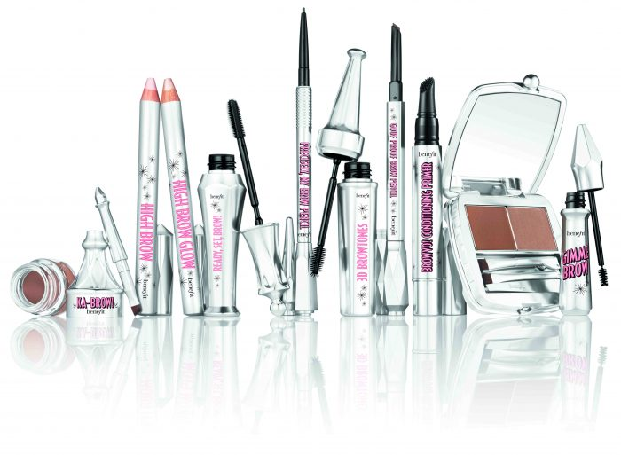"As sobrancelhas agradecem! Chegou a  ""Brow Collection"", da Benefit"